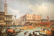 Il Trionfo del Colore<br>Da Tiepolo a Canaletto e Guardi